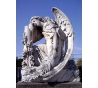 Памятник гранитная скульптура ts0009