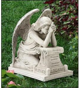 Памятник скульптура ангела ts0231