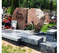 Памятник Скала из гранита ts0238