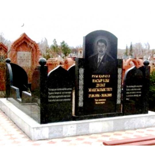 Памятник вертикальный мусульманский ts0243