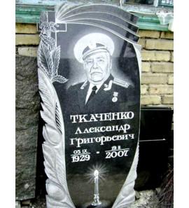 Памятник вертикальный резной ts0256