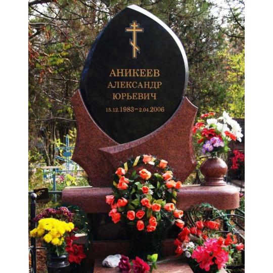 Памятник эксклюзивный резной ts0169
