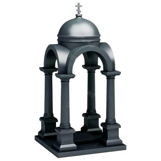 Памятник на могилу Часовня ts0388