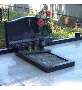 Памятник двойной горизонтальный ts0076