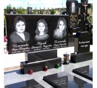 Памятник семейный горизонтальный ts0052