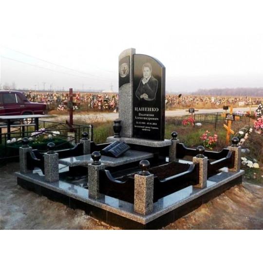 Памятник мемориальный комплекс мужу ts0004