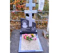 Памятник гранитный крест ts0008