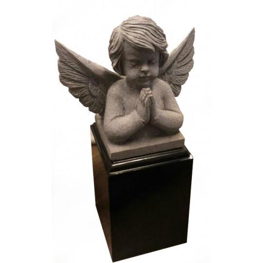 Статуя Молящийся Ангелочек ts0419