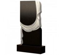 Памятник Портрет с плащаницей ts0490