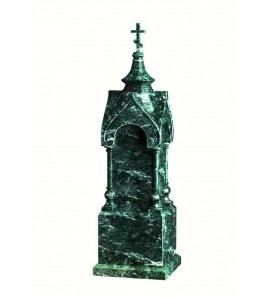 Элитный зеленый памятник Голгофа ts0584