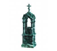 Элитный памятник на могилу Часовня ts0589