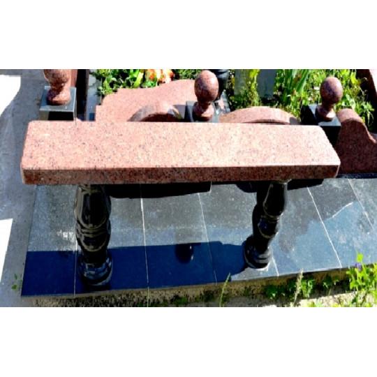Скамейка на кладбище ts0029