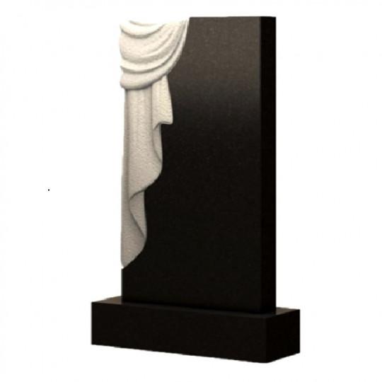 Памятник прямоугольный с плащаницей ts0489
