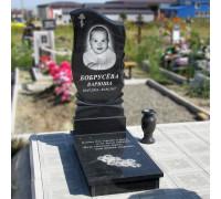 Памятник вертикальный ребенку ts0334