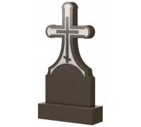 Гранитный памятник с Крестом на могилу ts0471