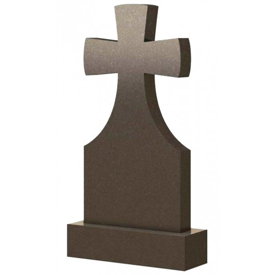 Гранитный Крест на могилу ts0474