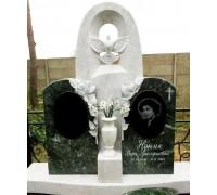 Памятник эксклюзивный с голубем ts0084