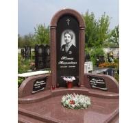 Мемориальный комплекс на могилу с Аркой ts0580