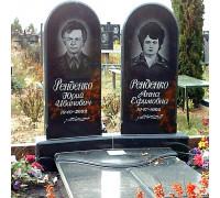 Памятник семейный для двоих ts0273