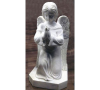 Скульптура молящегося ангелочка ts0417