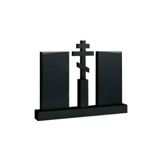 Семейный памятник с Крестом ts0378