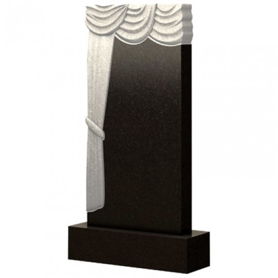 Памятник с плащаницей Занавес ts0494