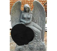 Памятник Ангел с Сердцем ts0443