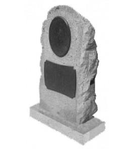 Памятник Скала из гранита ts0349