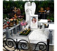 Памятник эксклюзивный с ангелом ts0131