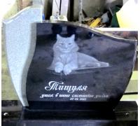 Памятник для кота ts0050