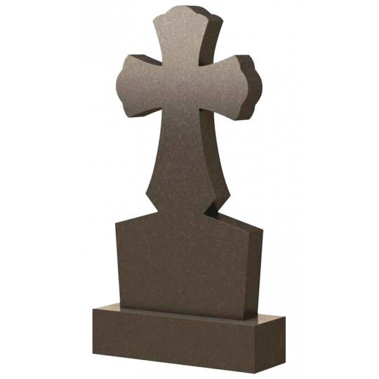 Крест на могилу из гранита ts0475