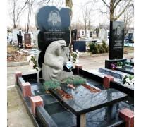 Памятник фигурный эксклюзивный скорбящая мать ts0080