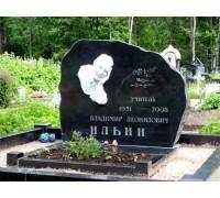 Барельеф на памятник гранитный ts0033