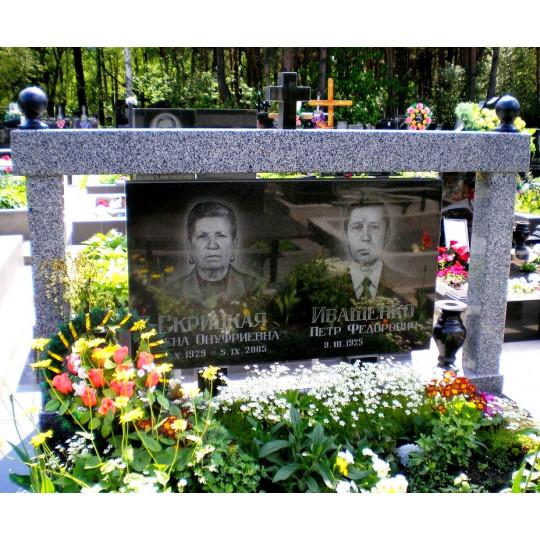 Памятник семейный горизонтальный ts0283