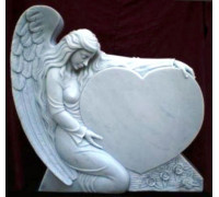 Памятник Ангел с Сердцем ts0445