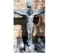 Памятник Спаситель на Кресте ts0451