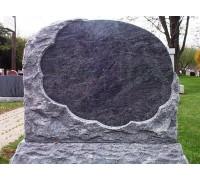 Памятник из серого гранита Скала ts0360
