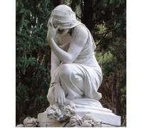 Памятник скульптура Скорбящей матери ts0452