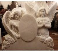 Памятник два Ангела ts0439