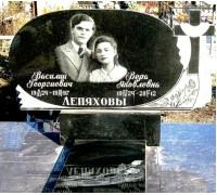 Памятник семейный горизонтальный ts0311
