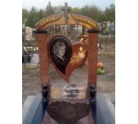 Памятник Арка с Сердцем ts0576