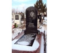 Стандартный ритуальный памятник на могилу ts0544