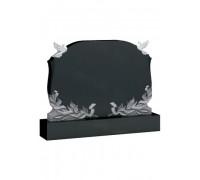 Семейный памятник на могилу с голубями ts0375