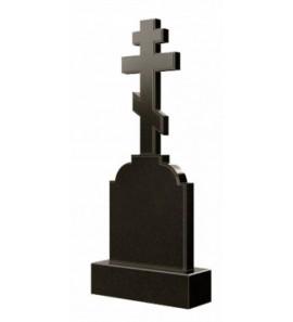 Памятник вертикальный крест ts0012