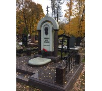 Памятник Арка с крестом ts0574