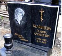 Надгробный гранитный памятник в виде Книги ts0510