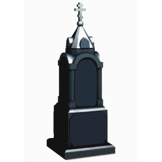 Памятник на могилу в виде Часовни ts0390