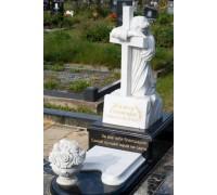 Памятник гранитный скульптура ангела ts0288