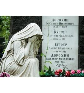 Памятники Скорбящая мать на могилу